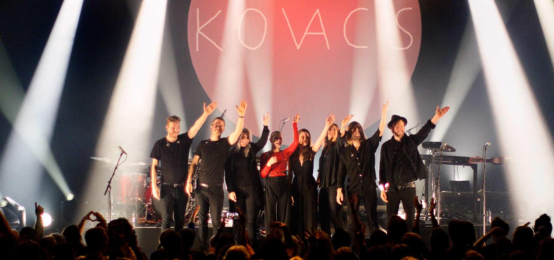 De Band Kovacs Oostepoort Groningen
