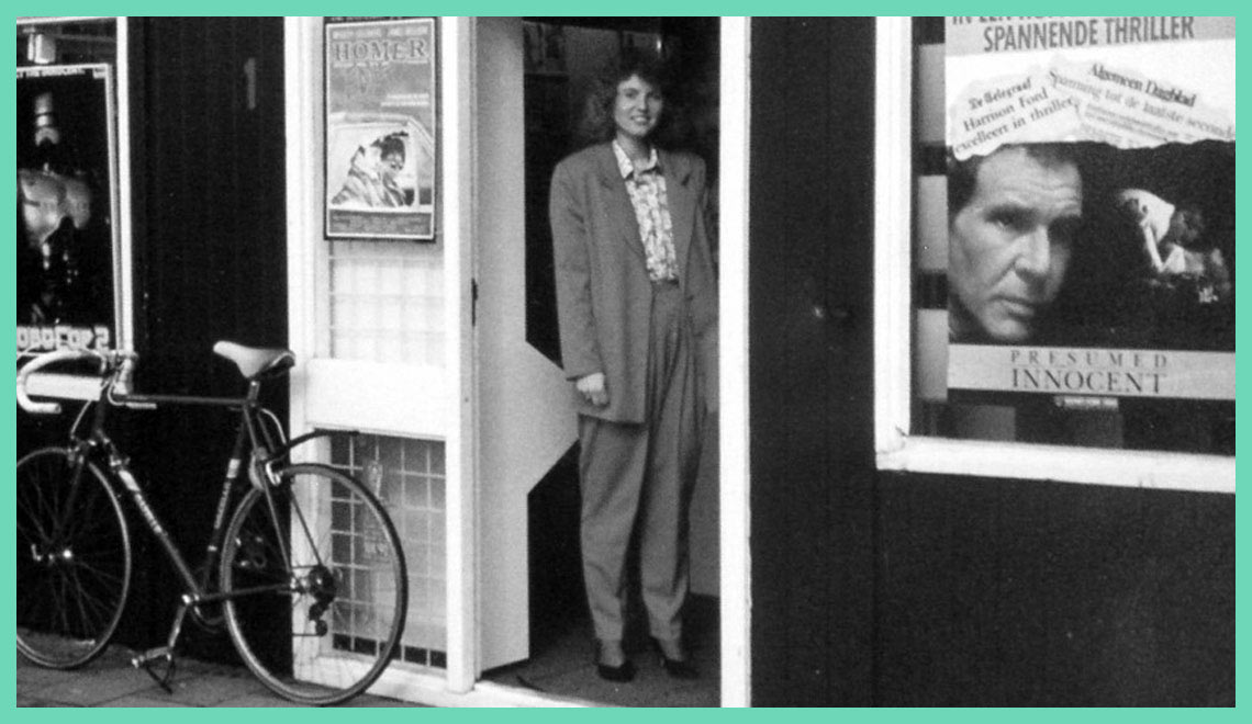 Videotheek Midway Middenweg 1 - 1988