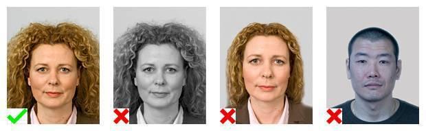 Veendam Pasfoto voor paspoort en andere officiële identiteitsbewijzen